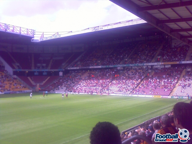 A photo of Valley Parade uploaded by antzbutty