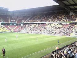 An image of Valley Parade uploaded by antzbutty