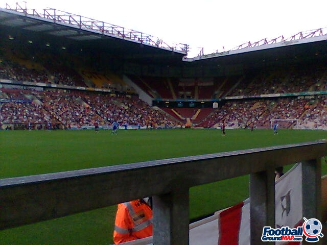 A photo of Valley Parade uploaded by facebook-user-91732
