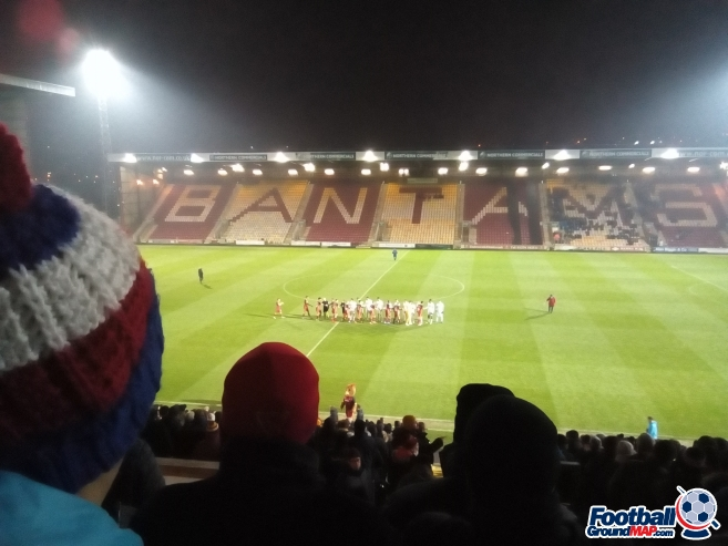 A photo of Valley Parade uploaded by covboyontour1987