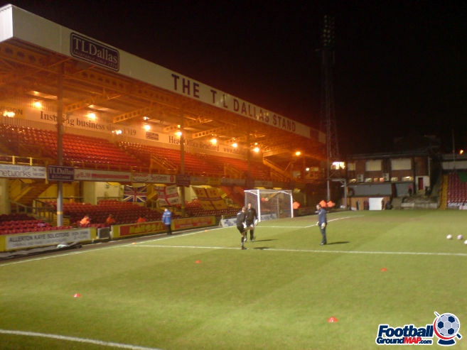 A photo of Valley Parade uploaded by danny-burn