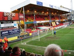 An image of Valley Parade uploaded by saintshrew