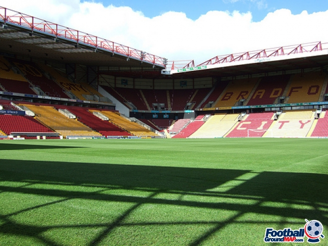 A photo of Valley Parade uploaded by danw2002