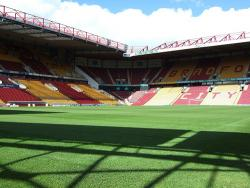 An image of Valley Parade uploaded by danw2002