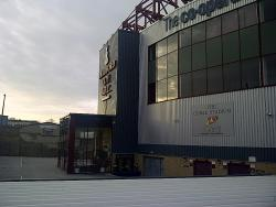 An image of Valley Parade uploaded by dannyptfc