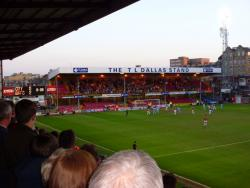 An image of Valley Parade uploaded by smithybridge-blue