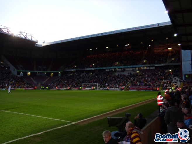 A photo of Valley Parade uploaded by smithybridge-blue