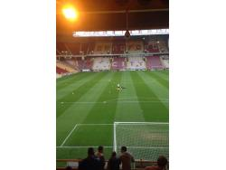 An image of Valley Parade uploaded by cvlad