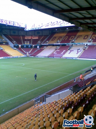 A photo of Valley Parade uploaded by facebook-user-69320