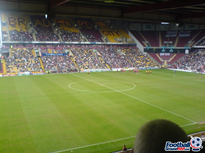 A photo of Valley Parade uploaded by facebook-user-87142