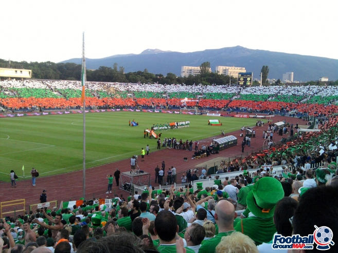 A photo of Vasil Levski National Stadium uploaded by newrynyuk