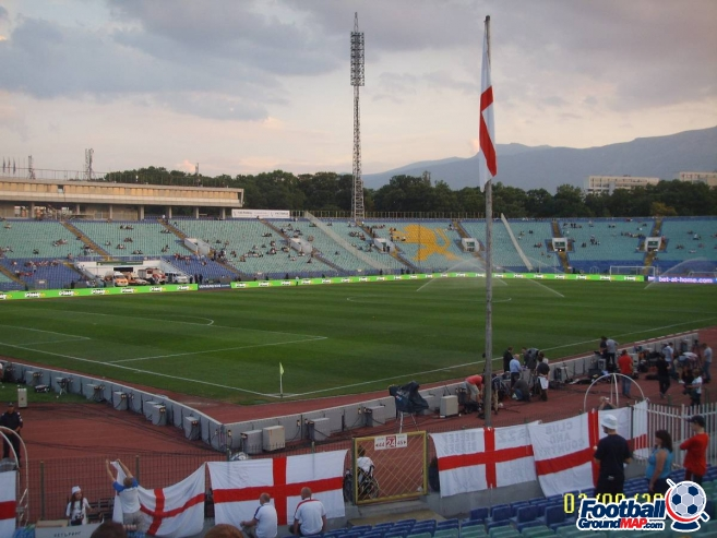 A photo of Vasil Levski National Stadium uploaded by garycraggs