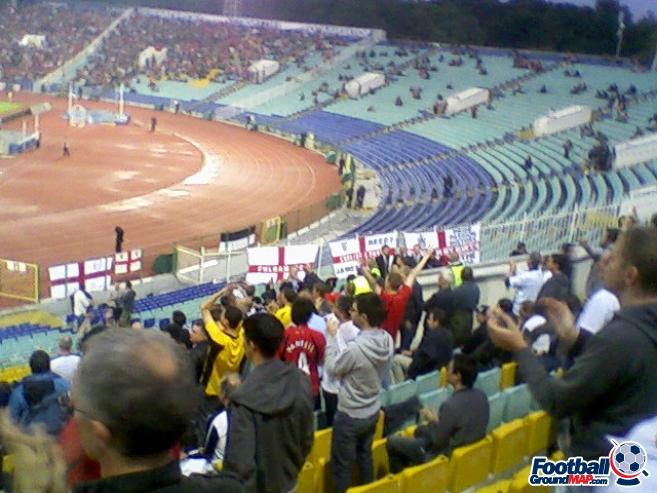 A photo of Vasil Levski National Stadium uploaded by macrane