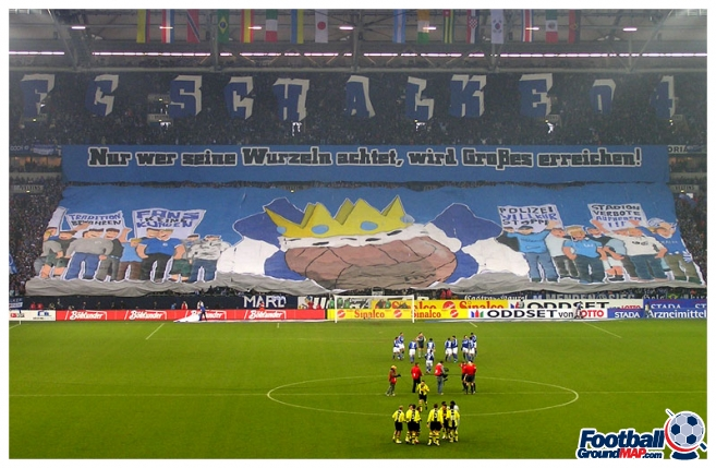 A photo of Veltins-Arena uploaded by facebook-user-88898