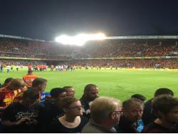 Veolia Stadium Achter de Kazerne