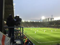 An image of Vicarage Road uploaded by loszorros65