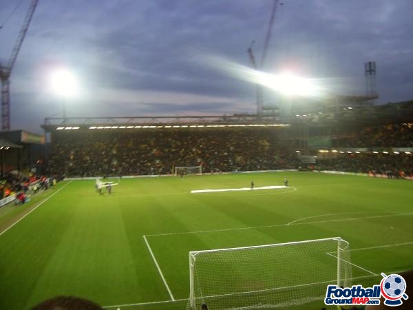 A photo of Vicarage Road uploaded by facebook-user-55935