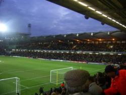 An image of Vicarage Road uploaded by facebook-user-55935