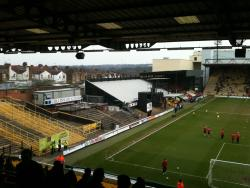 An image of Vicarage Road uploaded by stuff10