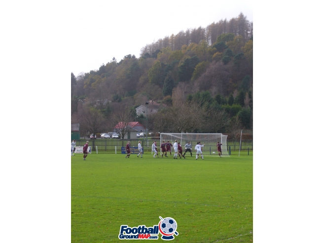 A photo of Victoria Park (Innerleithen) uploaded by risto1980
