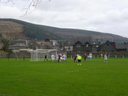 An image of Victoria Park (Innerleithen) uploaded by risto1980