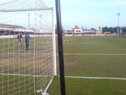 An image of Victoria Road (Chigwell Construction Stadium) uploaded by danny-burn
