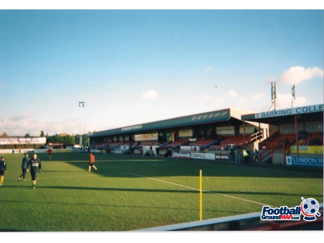 A photo of Victoria Road (Chigwell Construction Stadium) uploaded by scot-TFC