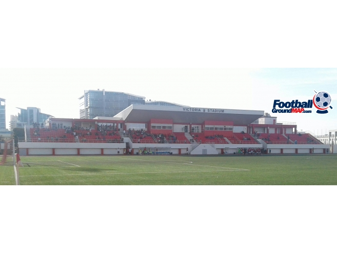 A photo of Victoria Stadium uploaded by Money-Shot