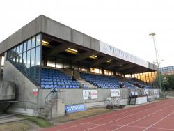 An image of Victory Stadium uploaded by south-of-havant