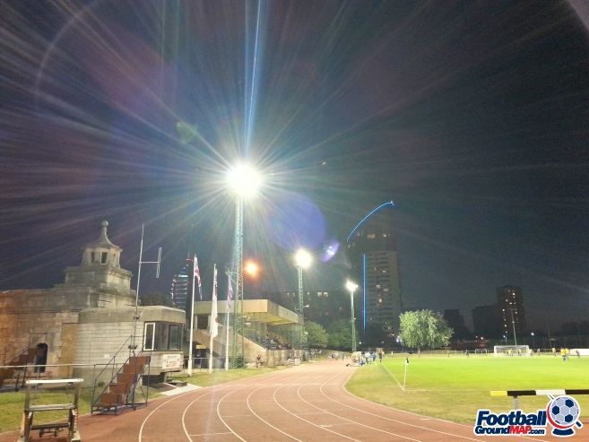 A photo of Victory Stadium uploaded by south-of-havant