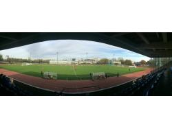 An image of Victory Stadium uploaded by jackgibbinsmfc
