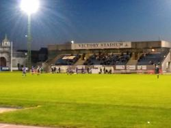 An image of Victory Stadium uploaded by covboyontour1987