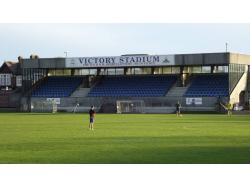 An image of Victory Stadium uploaded by davielaird