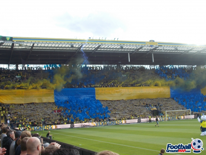 A photo of Brondby Stadion uploaded by nickw1905
