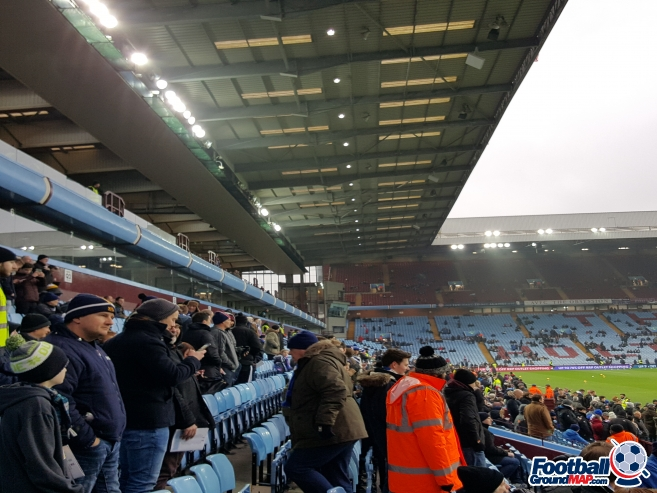 A photo of Villa Park uploaded by stowtractorboy01