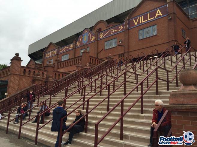 A photo of Villa Park uploaded by 36niltv