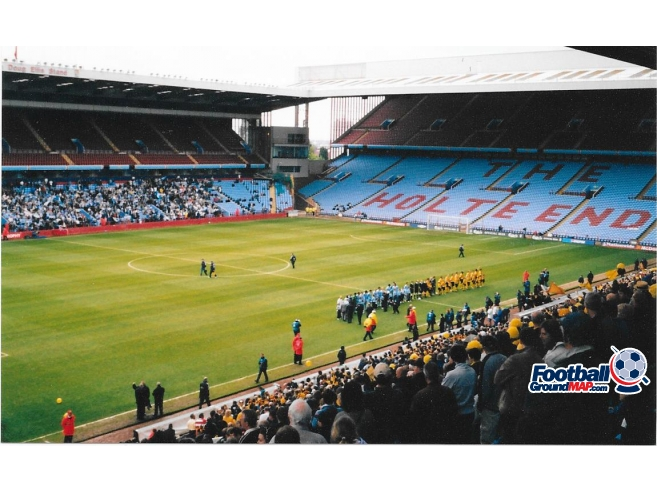 A photo of Villa Park uploaded by rampage