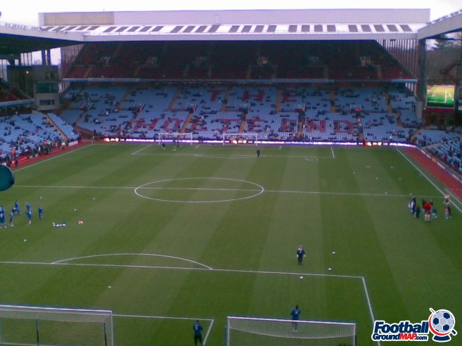 A photo of Villa Park uploaded by simon