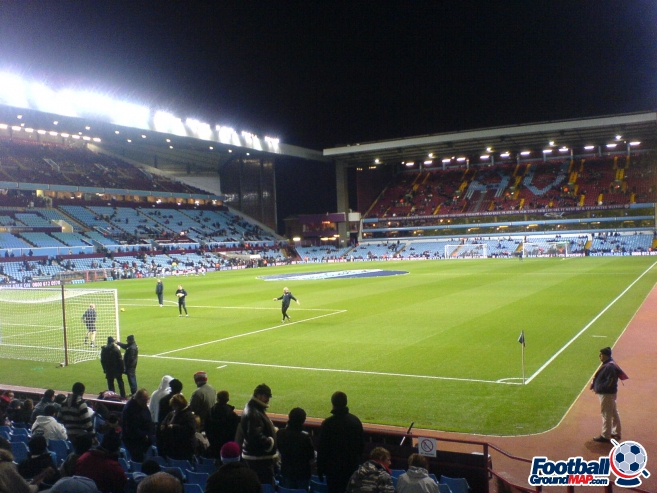 A photo of Villa Park uploaded by seanyboy2k