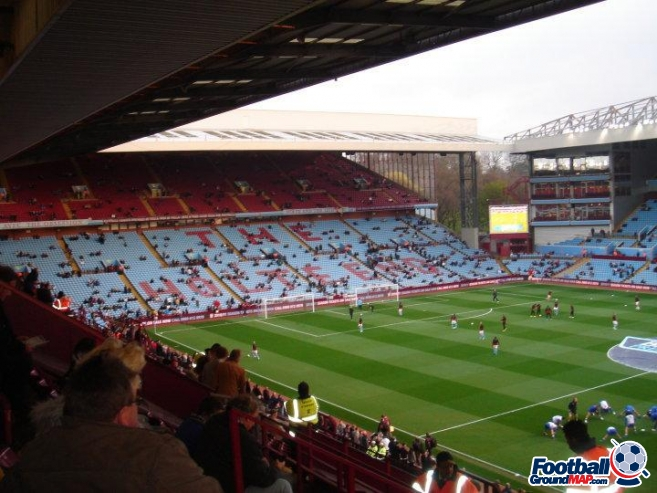 A photo of Villa Park uploaded by facebook-user-79569