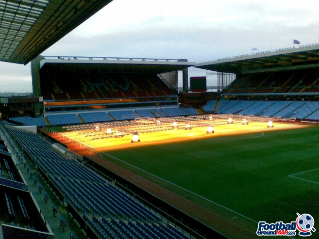 A photo of Villa Park uploaded by beershrimper