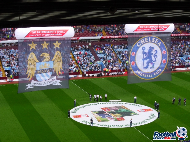 A photo of Villa Park uploaded by smithybridge-blue