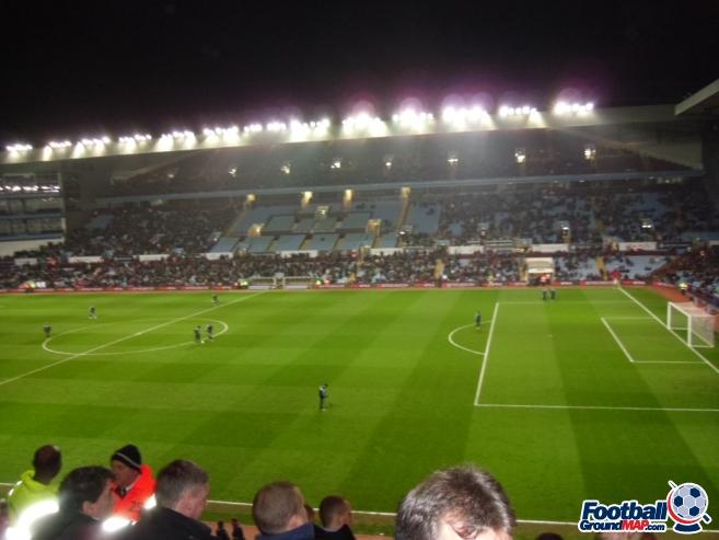 A photo of Villa Park uploaded by smithybridge-blue