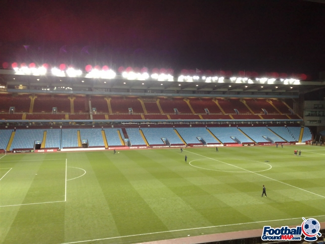 A photo of Villa Park uploaded by facebook-user-74729