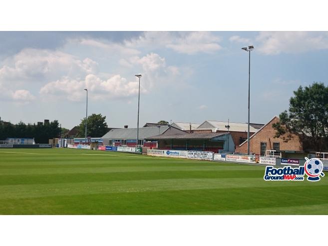 A photo of Viridor Stadium uploaded by biscuitman88