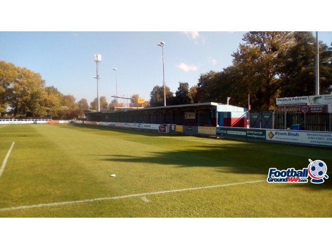 A photo of Viridor Stadium uploaded by covboyontour1987
