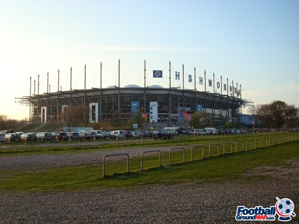 A photo of Volksparkstadion uploaded by facebook-user-4376