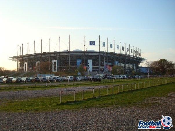 A photo of Volksparkstadion uploaded by facebook-user-4376