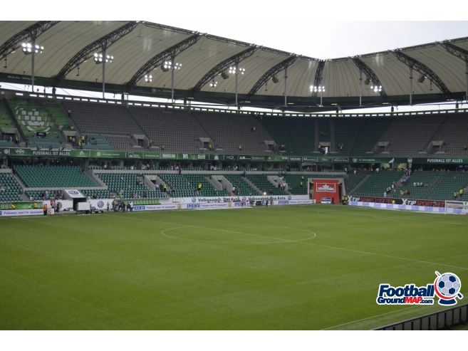 A photo of Volkswagen Arena uploaded by andy-s