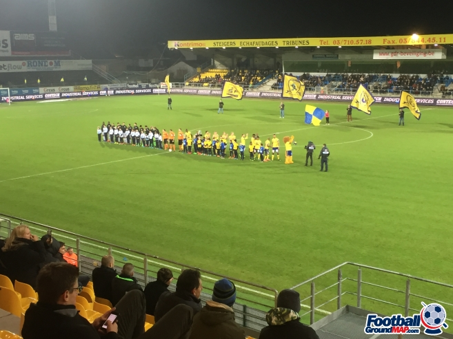 A photo of Freethiel Stadion uploaded by andy-s